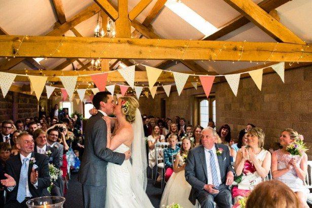 Heaton farm wedding