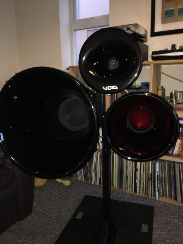 Lancashire PA Hire LPA Void acoustics North West